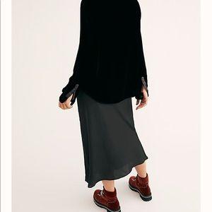 Free People Skirts - Free People Normani Bias Skirt